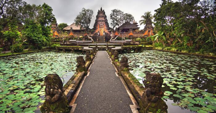 Kintamani and Ubud Water Palace tour