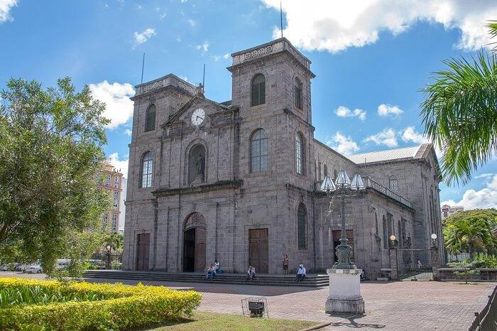 port louis church