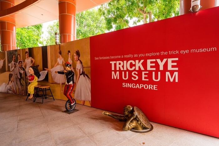 places to visit near Trick Eye Museum