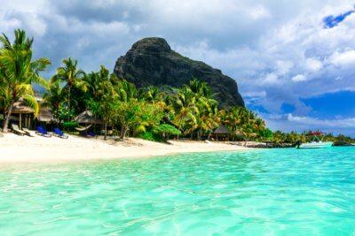 Beaches Near Chamarel Mauritius