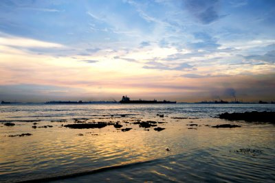 subar laut island near singapore