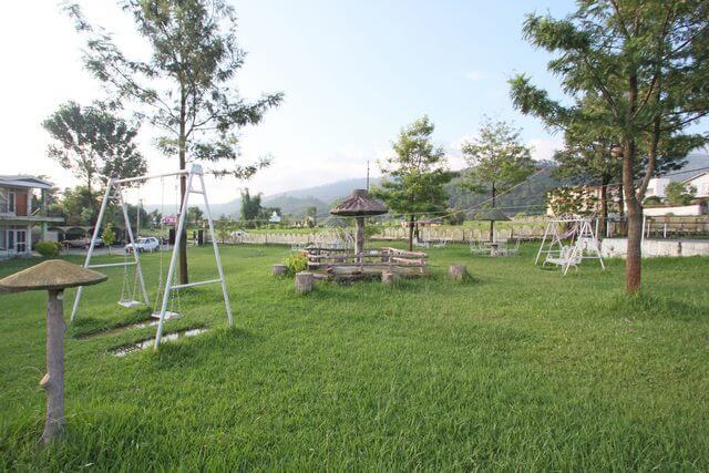 stay at Green Acres in Palampur