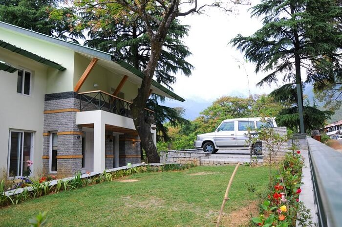 stay at Norwood Green in Palampur
