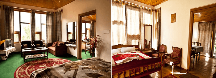 stay at Upadhyay Cottages in Palampur